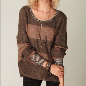 Mohair Free People Sweater